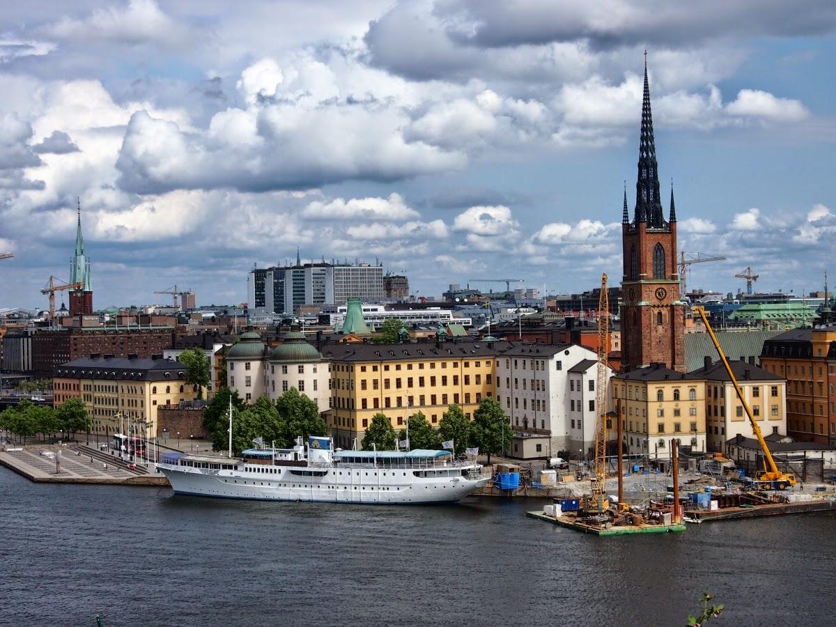 الهجرة إلى السويد 1