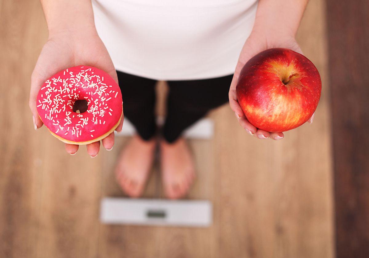 اختبار: لماذا تفشلين في خسارة الوزن الزائد؟ 1